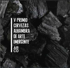V premio cervezas Alhambra ARCO de arte emergente