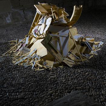 EXPOSICIÓN LA LEYENDA DEL IMAGINARIO [2016]